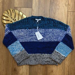 NWT Derek Lam 10 Crosby Sweater Sz S